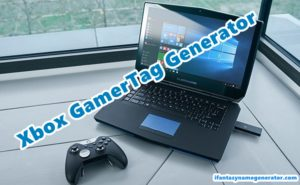 Xbox GamerTag Generator - Random Cool Generate Gamertag