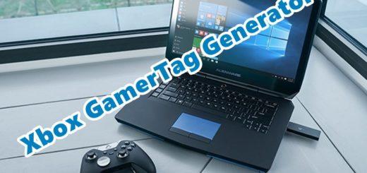Xbox GamerTag Generator - Random Cool Generate Gamertag [Official]
