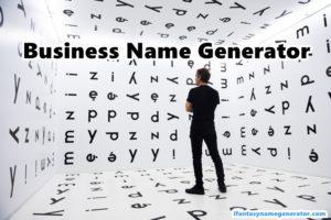 Business Name Generator - Free Creative Business Names