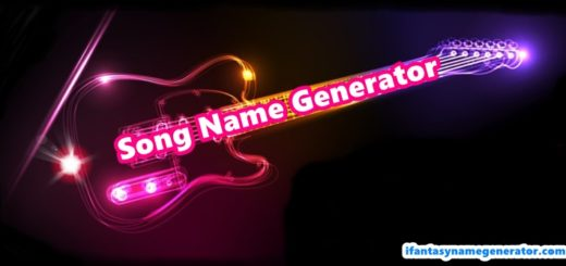 Song Name Generator - Random Creative Song Title Generate 2019
