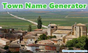Town Name Generator - Random Generate Fantasy Town Names 2019