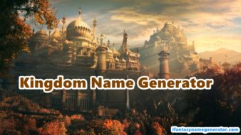 Country Name Generator - Country and Nation Name Generator