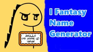 Random Fantasy Name Generator Real Fantasy Charactor Name Latest