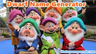 Fantasy Name Generator - Male and Female Latest 2019 Real